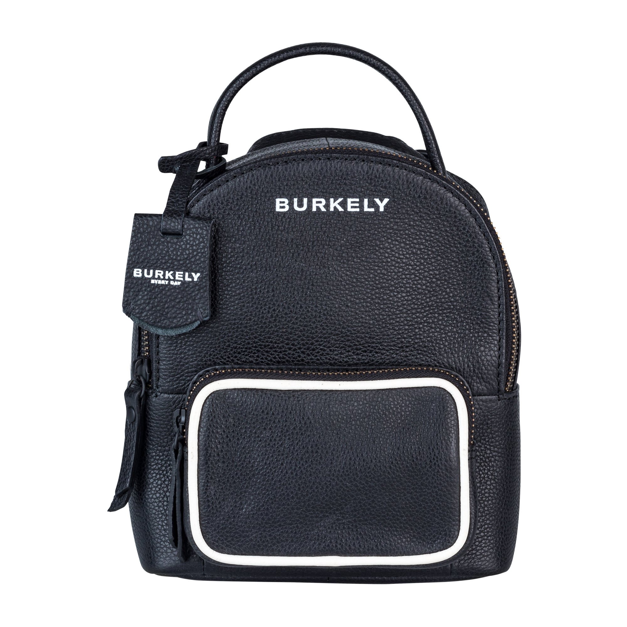 8ed49ba9d7d Burkely Rugzak Festival Urban Backpack Zwart Kopen? - ByMetz.nl ...