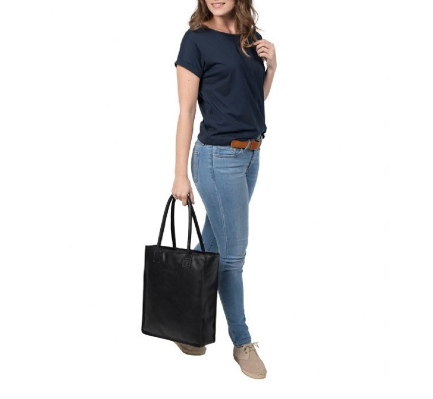 Cowboysbag Laptop Bag Woodridge 13,3 inch Zwart