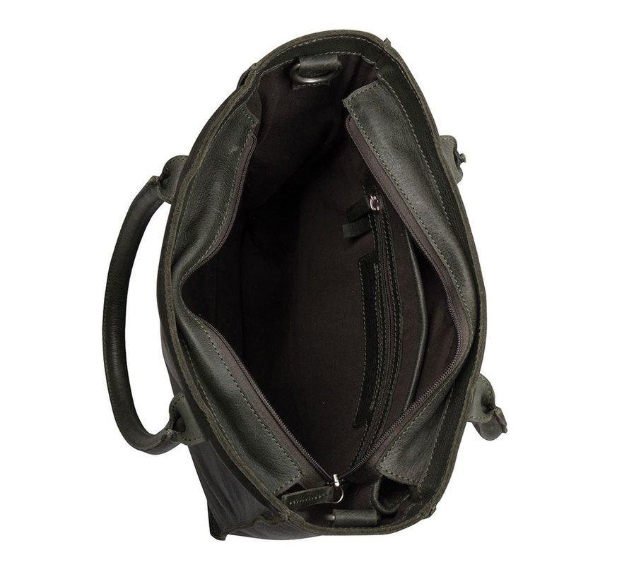 Cowboysbag Laptop Bag Woodridge 13,3 inch Groen