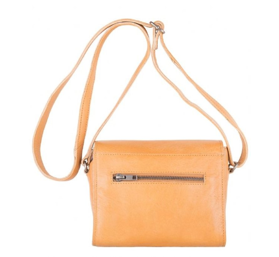 Cowboysbag Schoudertas Bag Rowe Ochre