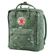 Fjallraven Fjallraven Kanken Art Rugzak Green Fable