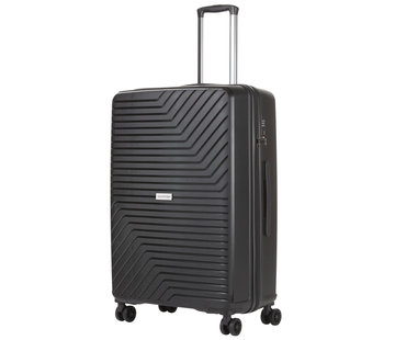 CarryOn CarryOn Transport Harde Koffer Groot 79 Zwart