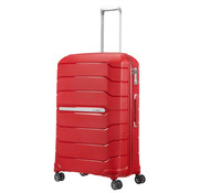Samsonite Samsonite Harde Koffer Expandable Flux 75 Red