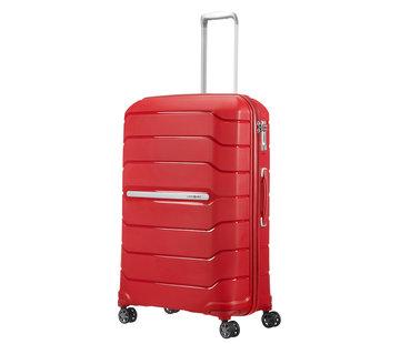 Samsonite Samsonite Harde Koffer Expandable Flux 75 Red