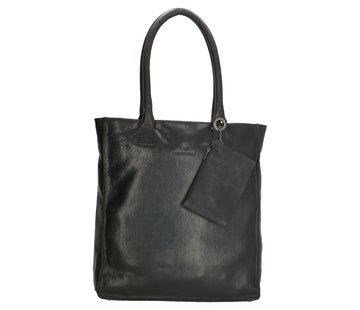 Micmacbags Golden Gate Shopper Zwart