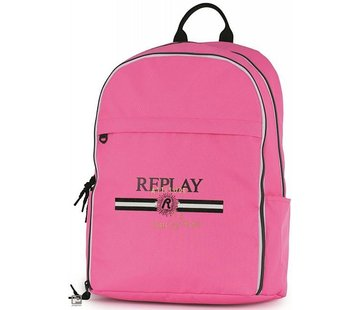 Replay Rugzakken Rugzak Replay Girl Pink Groot