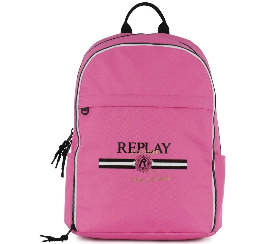 Rugzak Replay Girl Pink Groot