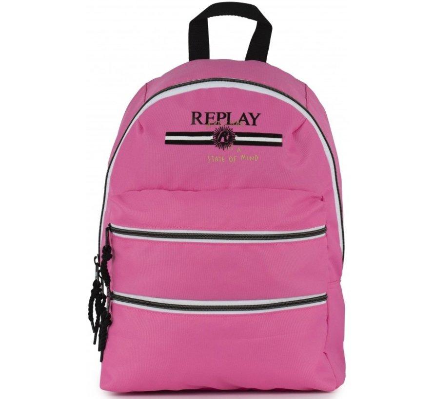 Rugzak Replay Girl Pink Medium