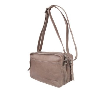 Cowboysbag Cowboysbag Schoudertas Folkestone Elephant Grey