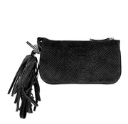 By LouLou / LouLou Essentiels Lou Lou Essentiels Bag Pouch Suger Snake Black