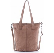 Bear Design Bear Design Shopper Callisto-Pelle Rhino Grey