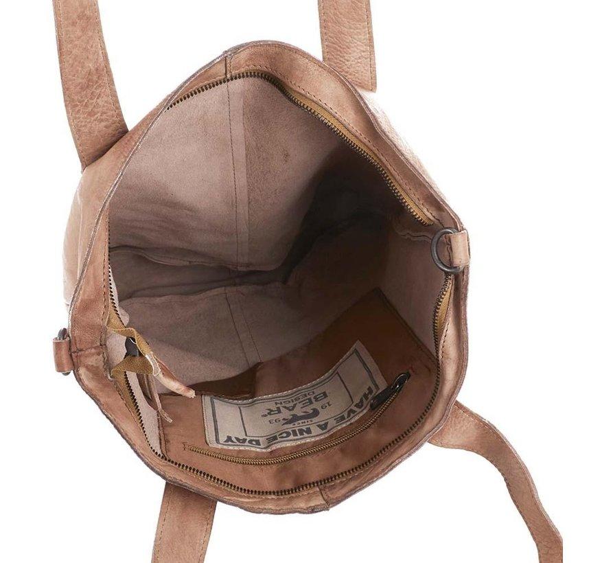 Bear Design Shopper Callisto-Pelle Taupe
