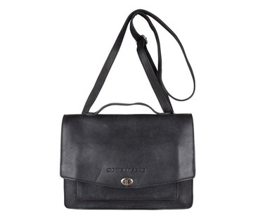 Cowboysbag Cowboysbag Schoudertas Bag Rossie Zwart