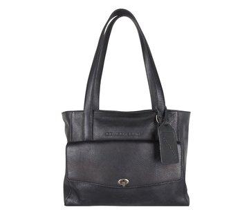 Cowboysbag Cowboysbag Handtas Bag Blair Zwart
