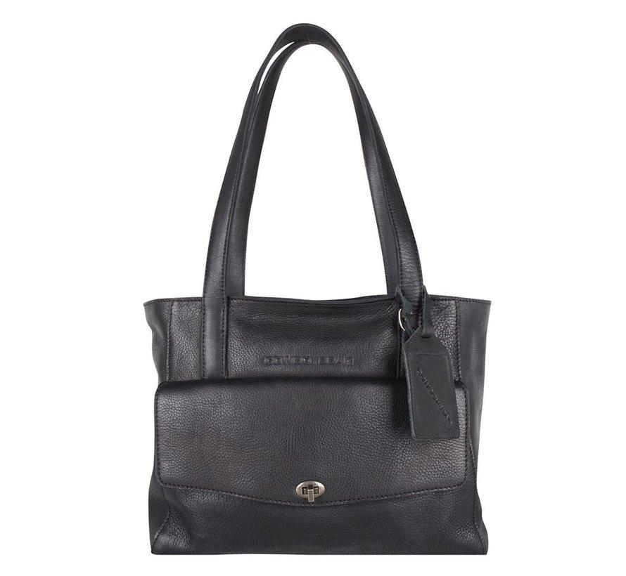 Cowboysbag Handtas Bag Blair Zwart
