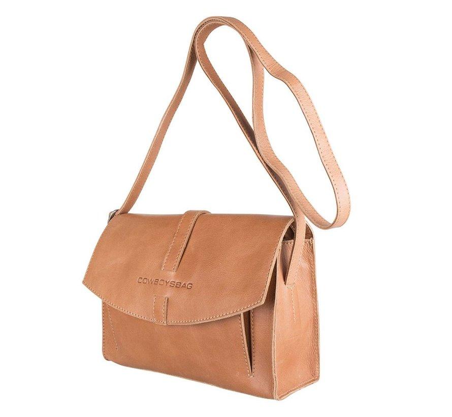 Cowboysbag Schoudertas Bag Cecil Camel