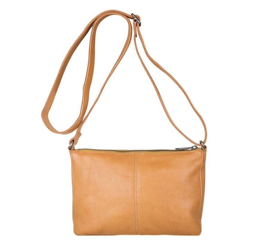Cowboysbag Schoudertas Bag Huron Ochre