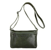 Cowboysbag Cowboysbag Schoudertas Bag Huron Dark Green