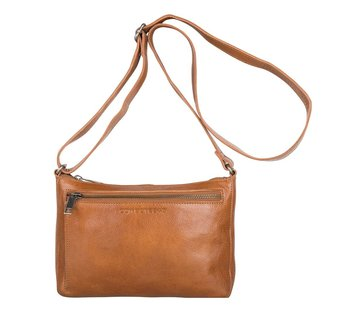 Cowboysbag Cowboysbag Schoudertas Bag Huron Juicy Tan