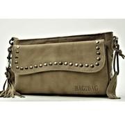 Bag2Bag Bag2Bag Clutchbag Utah Grijs