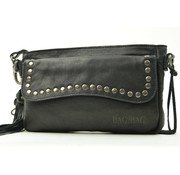 Bag2Bag Bag2Bag Clutchbag Utah Zwart