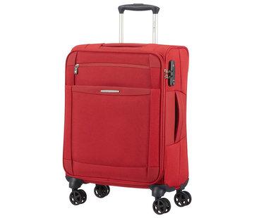 Samsonite Samsonite Handbagage 55x40x20 Dynamo Rood