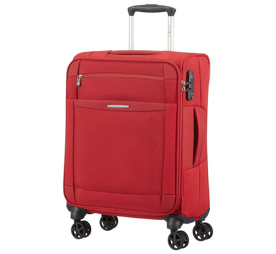 Samsonite Handbagage 55x40x20 Dynamo Rood