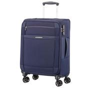 Samsonite Samsonite Handbagage 55x40x20 Dynamo Blauw
