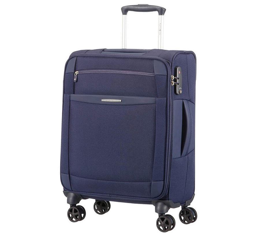 Handbagage 55x40x20 Dynamo Blauw