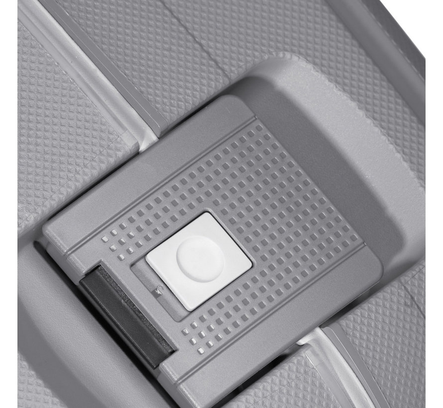 Harde Koffer S'Cure Medium 68 Silver
