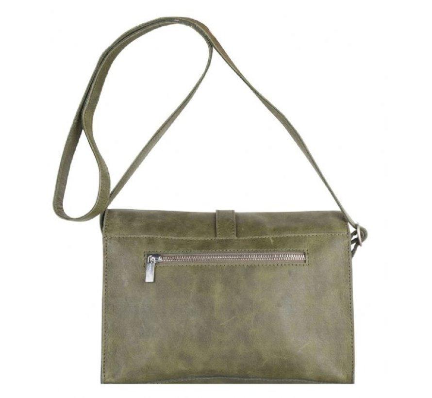 Cowboysbag Schoudertas Bag Cecil Green