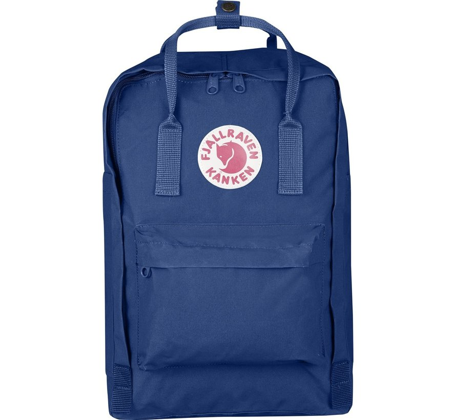 "Fjallraven Rugzak Met Laptopvak 15"" Deep Blue"