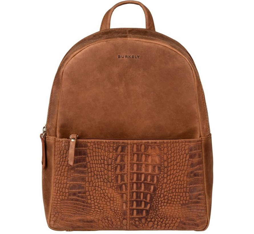 Burkely Rugzak About Ally Backpack Cognac