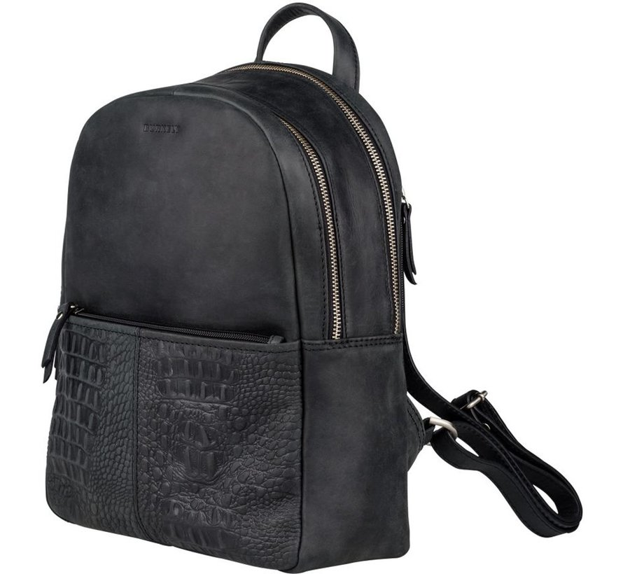 Burkely Rugzak About Ally Backpack Zwart