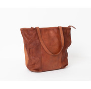 Bag2Bag Bag2Bag Minto Shopper Cognac