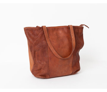 Bag2Bag Bag2Bag Minto Shopper Cognac
