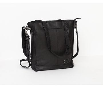 Bag2Bag Bag2Bag Canora Shopper Black