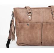 Bag2Bag Bag2Bag Kelsey Laptoptas Grijs