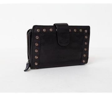 Bag2Bag Bag2Bag La Fe Portemonnee Limited Edition Zwart