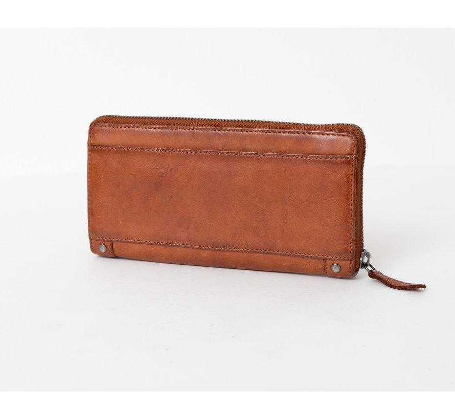 Bag2Bag Dimas Portemonnee Cognac