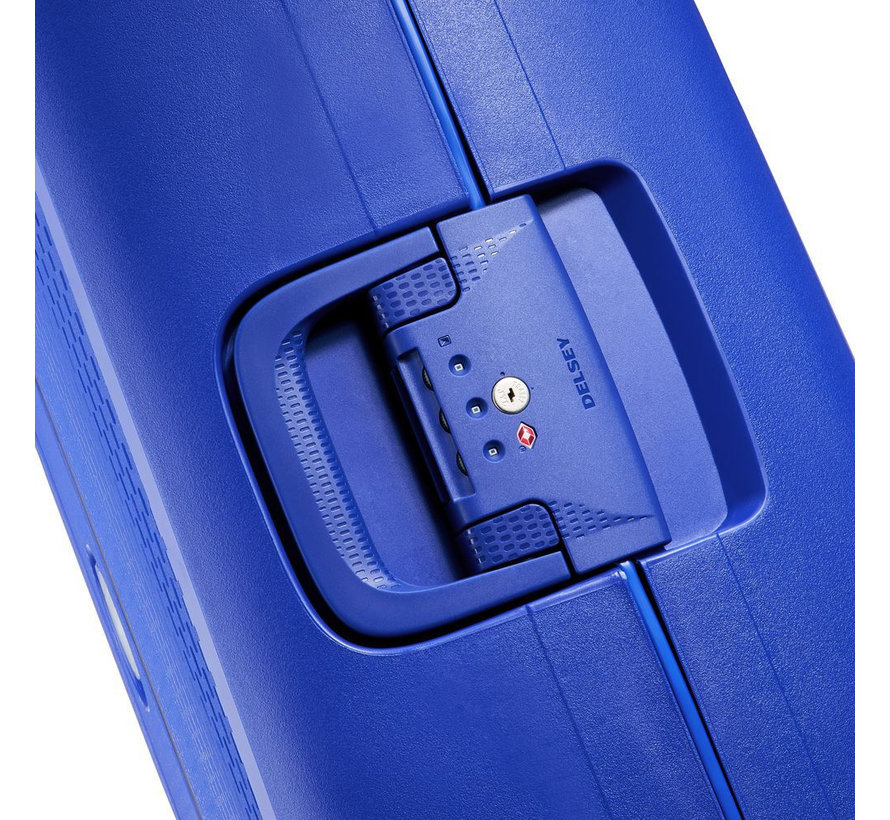 Koffer Aanbieding Moncey Groot 76 Blauw