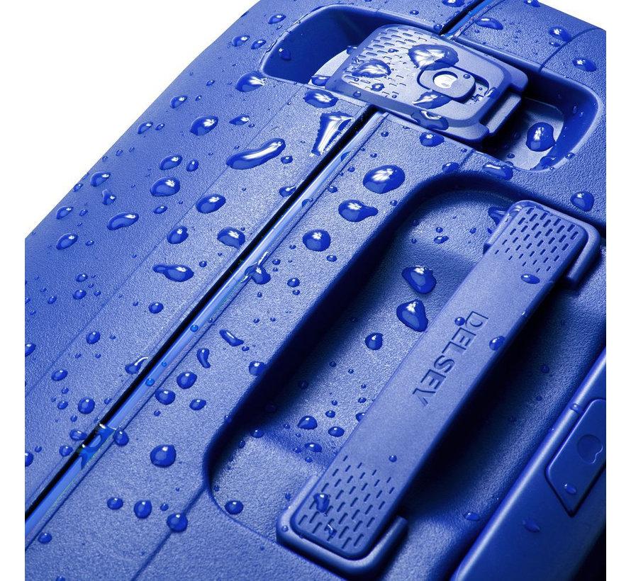 Delsey Koffer Aanbieding Moncey Groot 76 Blauw