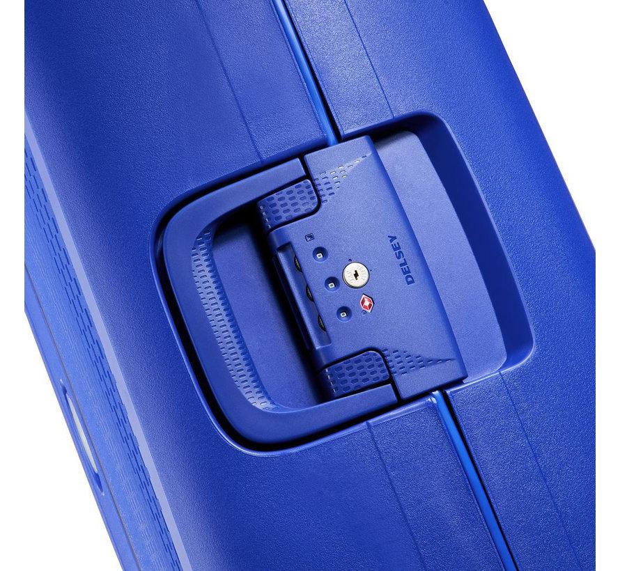 Koffer Aanbieding Moncey Medium 69 Blauw