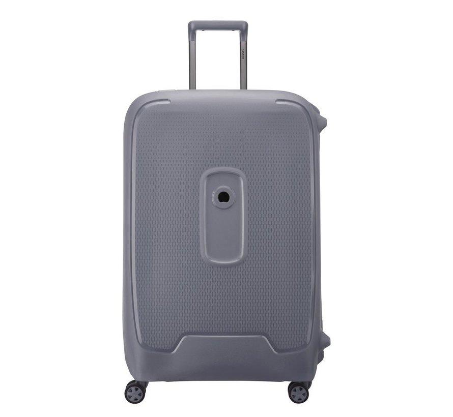 Delsey Koffer Aanbieding Moncey Groot 76 Grijs