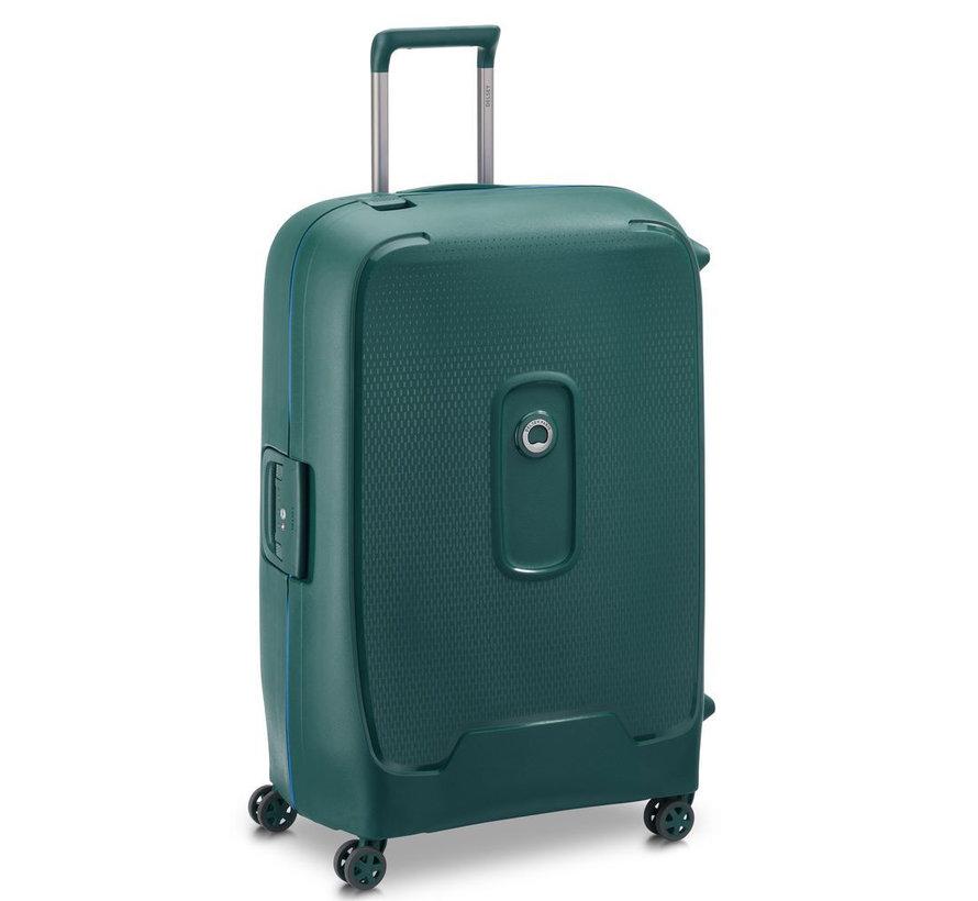 Koffer Aanbieding Moncey Groot 76 Groen
