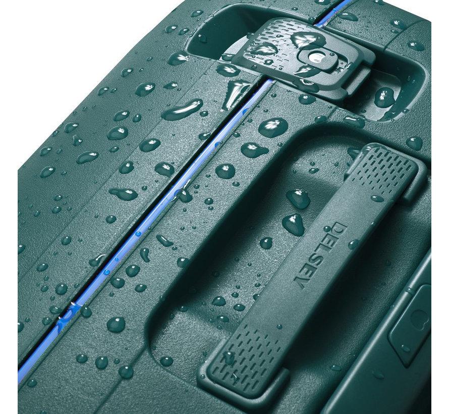 Delsey Koffer Aanbieding Moncey Groot 76 Groen