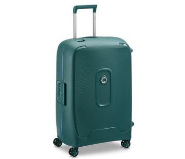 Delsey Delsey Koffer Aanbieding Moncey Medium 69 Groen
