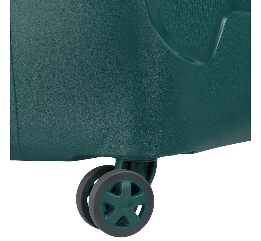 Koffer Aanbieding Moncey Medium 69 Groen
