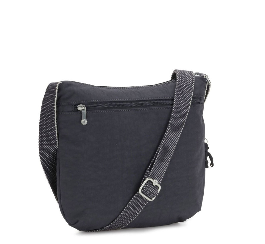 Kipling Schoudertas Arto Night Grey