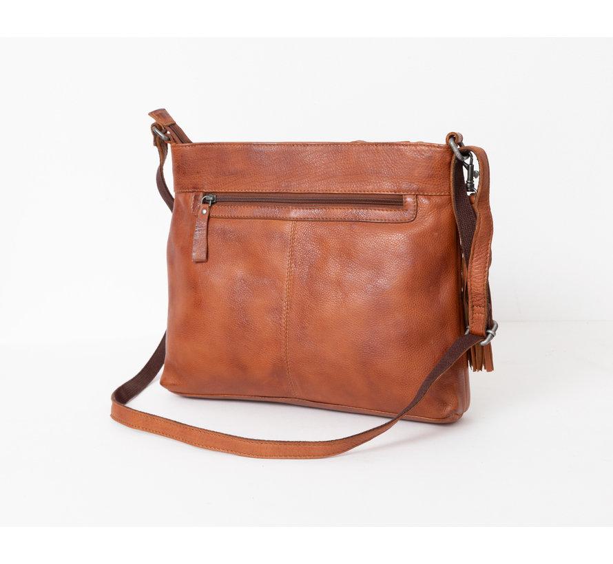 Bag2Bag Elsa Cognac